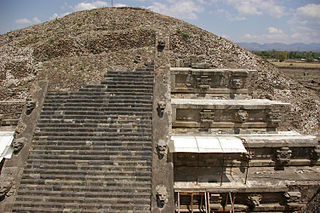 Temple of the Feathered Serpent, Teotihuacan