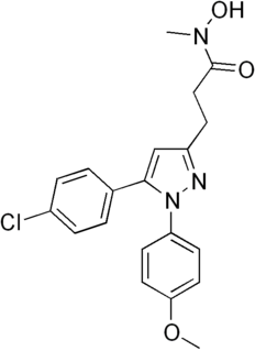 Tepoxalin chemical compound