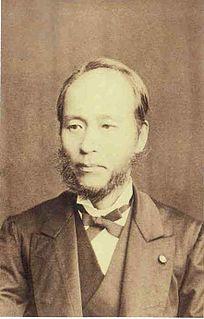 Terashima Munenori Japanese diplomat