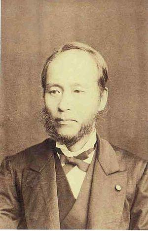 Terashima Munenori - Count Terashima Munenori