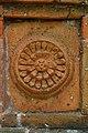 Terracotta Medallion - Vishnu Mandir - Bansberia Royal Estate - Hooghly - 2013-05-19 7369.JPG