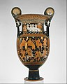 Terracotta volute-krater (vase for mixing wine and water) MET DT2824.jpg