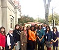 Terri Sewell with staff of the Alabama Department of Rehabilitation Services in 2016.jpg