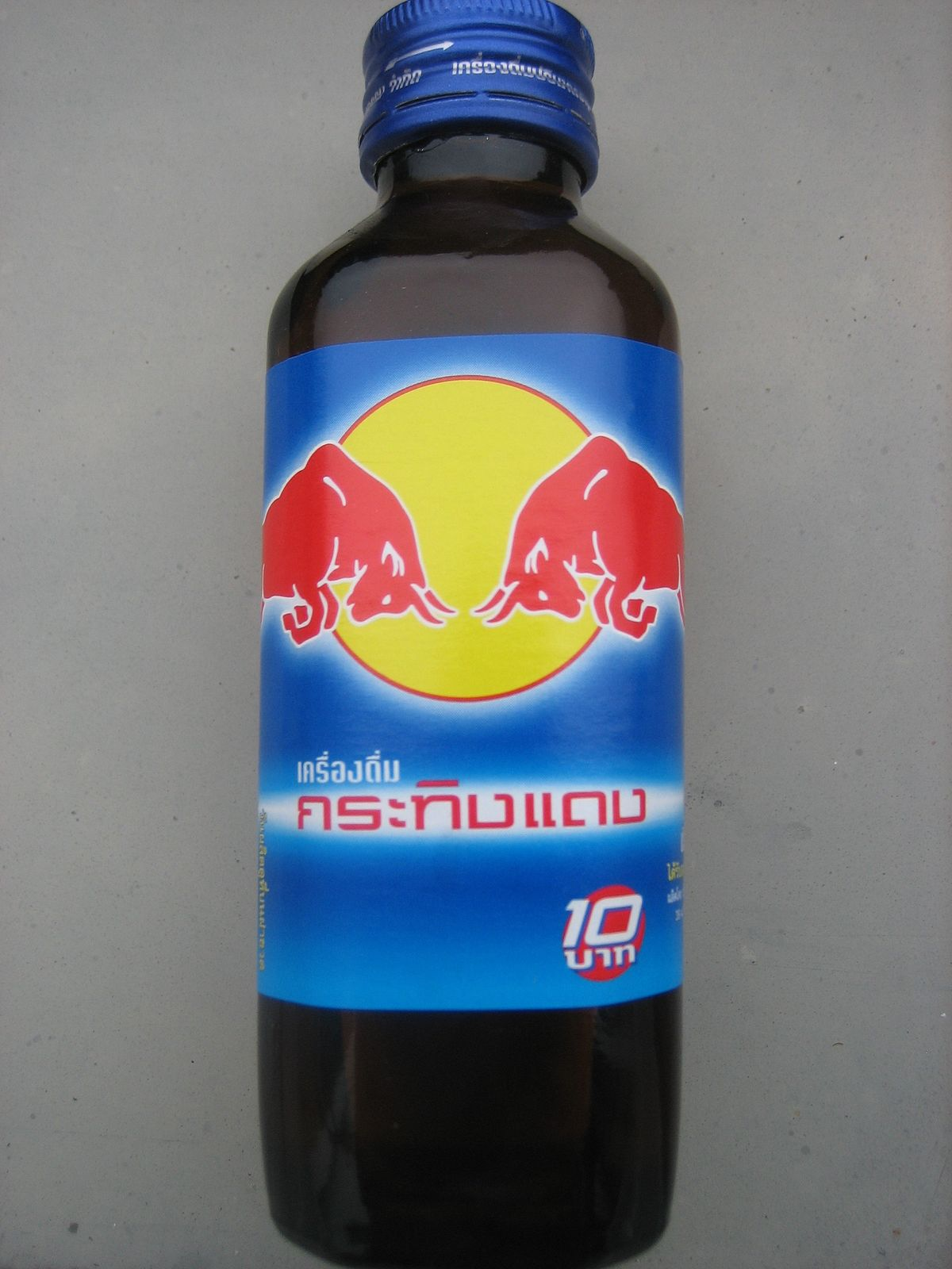 Red Syrup Drink Thai