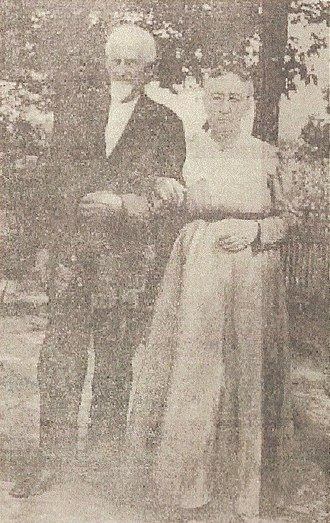 Robersonville, North Carolina - Professor and Mrs. Stephen Outterbridge