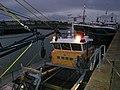 The 'Maria Lena' at dusk - geograph.org.uk - 620480.jpg