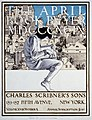 The April book buyer MDCCCXCIX. Charles Scribner's Sons, 153-157 Fifth Avenue, New York. Volume XVIII, number 3 - Maxfield Parrish '99 LCCN2002721195.jpg