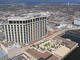 The Beau Rivage Hotel in Biloxi, Mississippi.jpg