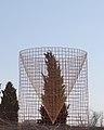 The Big Cone, Helen Escobedo 1985 jerusalem (8458732842).jpg
