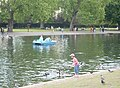 The Boating Lake, Regent's Park - geograph.org.uk - 1357929.jpg