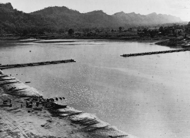 The British Army in Burma 1944 SE835