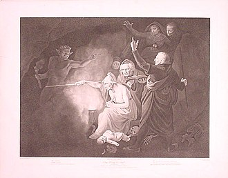 Henry VI, Part 2 - The Conjuration by John Opie (1792)
