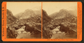 The Devil's Gate, Weber Canyon, Utah, by Watkins, Carleton E., 1829-1916.png
