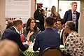 The Duke and Duchess Cambridge at Commonwealth Big Lunch on 22 March 2018 - 100.jpg