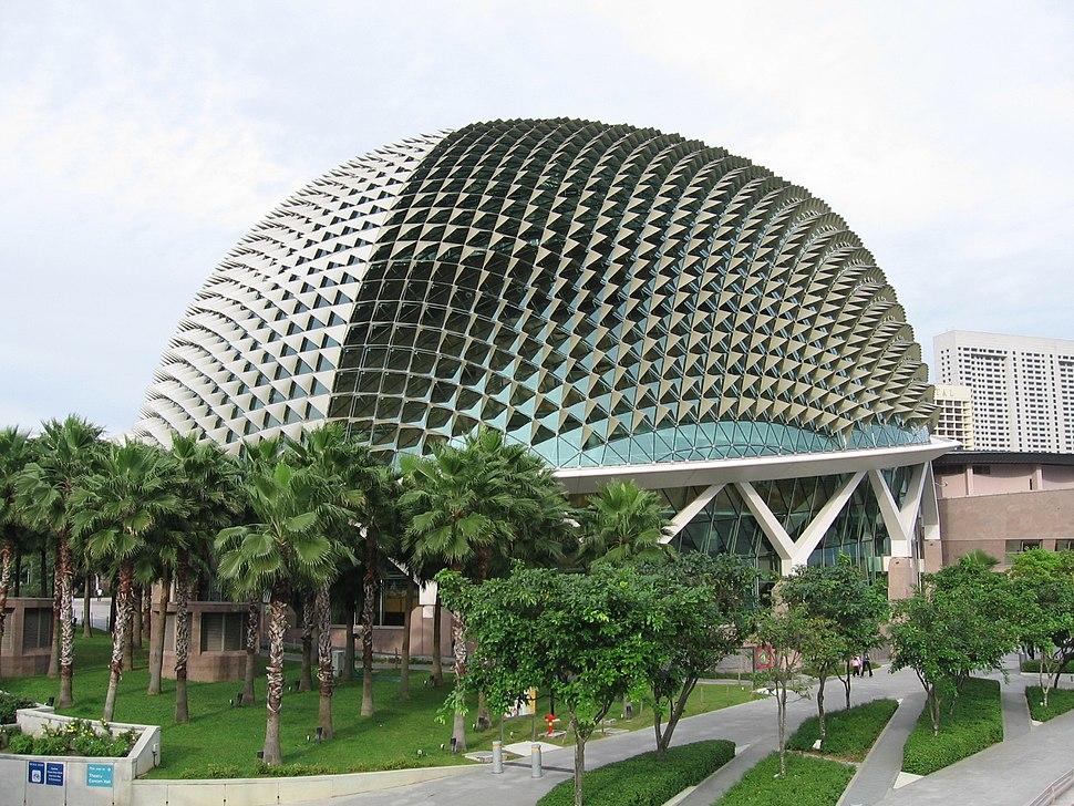 The Esplanade 4, Singapore, Dec 05