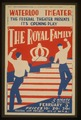 "The Federal Theater presents its opening play ""The royal family"" (at) Waterloo Theater LCCN98512469.tif"