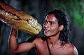 The Jungle Book (1942) Kaa & Mowgli.png