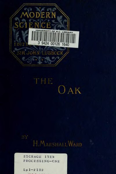 File:The Oak.djvu