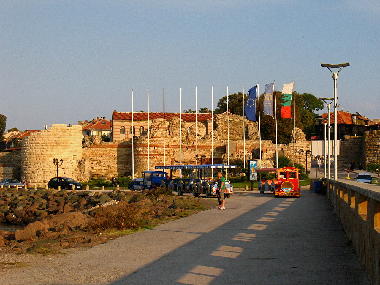 Nessebar Bulgaria  city photo : The Old Town, Nessebar, Bulgaria