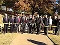 The Patriot's Walkway Ribbon Cutting (10821181146).jpg
