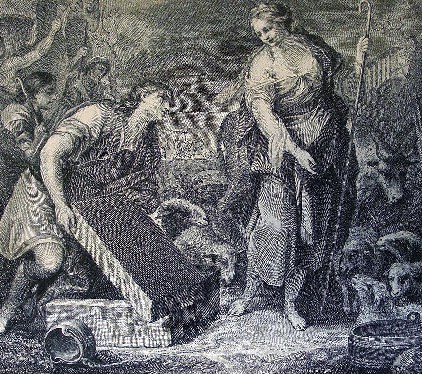 창세기 29장 야곱의 결혼