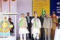 "The Prime Minister Shri Atal Bihari Vajpayee flagging-off ""Vigyan Rail"" - a science exhibition on Wheels in New Delhi on December 15, 2003.jpg"