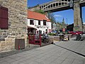 The Quayside public house and time for lunch (geograph 2895455).jpg