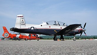 41st Flying Training Squadron - 14th Flying Taining Wing T-6 Texan II