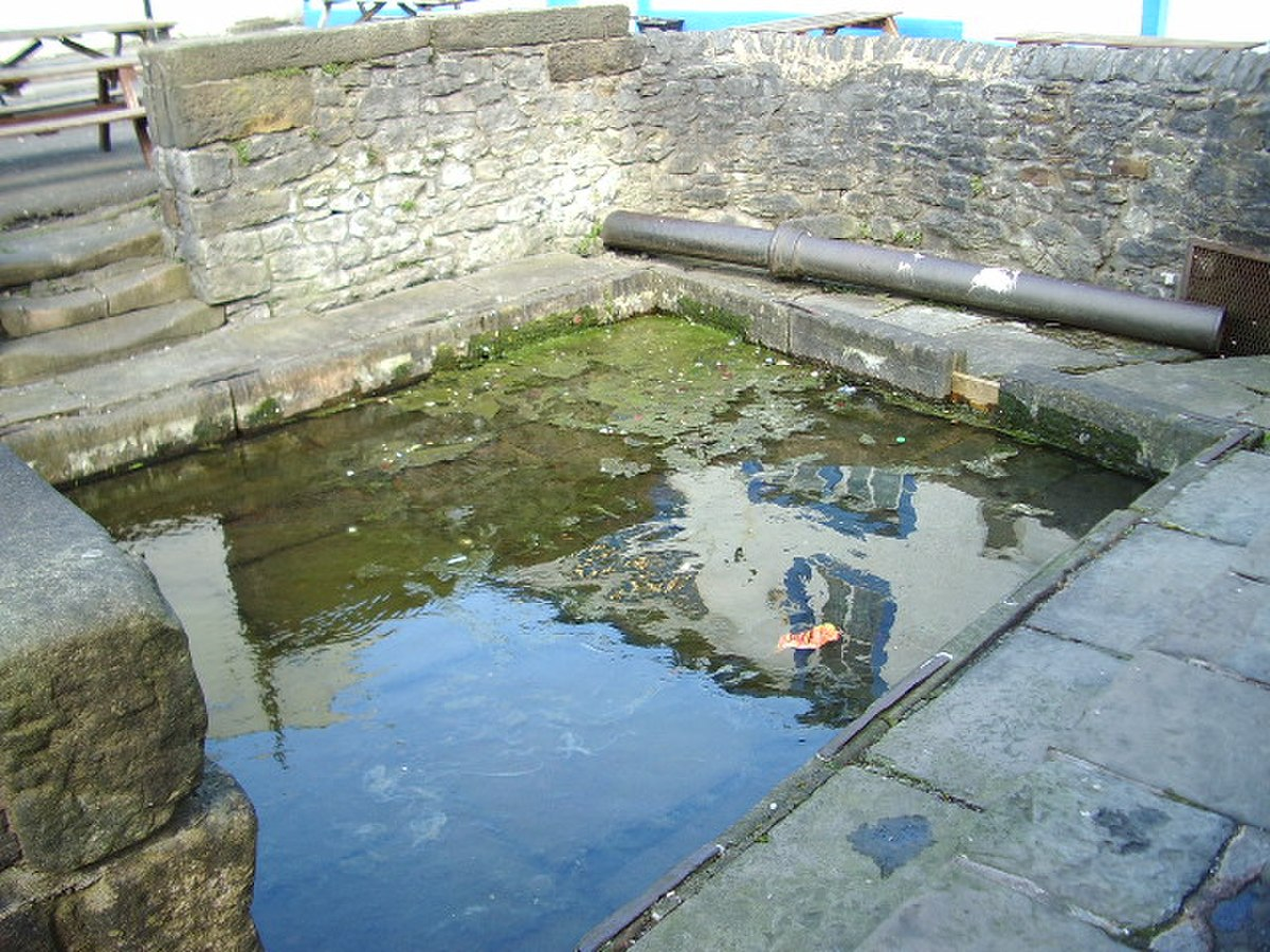 The Town's Well, Wellgate, Clitheroe - geograph.org.uk - 738362.jpg