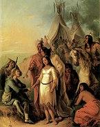 The Trapper's Bride