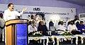 The Vice President, Shri M. Venkaiah Naidu addressing the gathering at the Birth Centenary Commemoration of Dr. M.S. Subbalakshmi, in Chennai.jpg