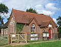 The Village Hall, Cholesbury, Buckinghamshire - geograph.org.uk - 1480839.jpg