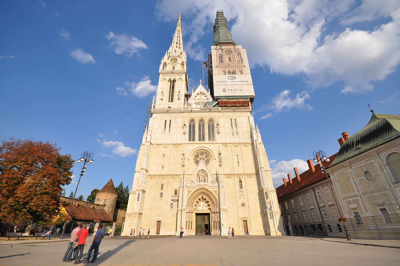 Keuskupan Agung Zagreb Wikiwand