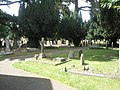 The churchyard at St Jude, Englefield Green - geograph.org.uk - 1354679.jpg