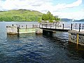 The pier at Stronachlachar - geograph.org.uk - 1343635.jpg