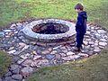 The well inside Balvenie Castle. - geograph.org.uk - 491103.jpg