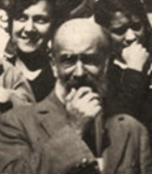 Théodore Simon - Simon in Brasil in 1928
