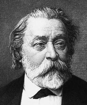 Theophil Hansen - Baron Theophil von Hansen