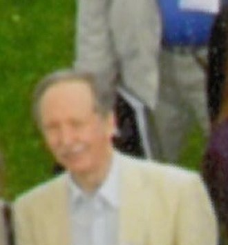 Thomas Charles-Edwards - Thomas Charles-Edwards at the XIV International Congress of Celtic Studies, Maynooth (2011)