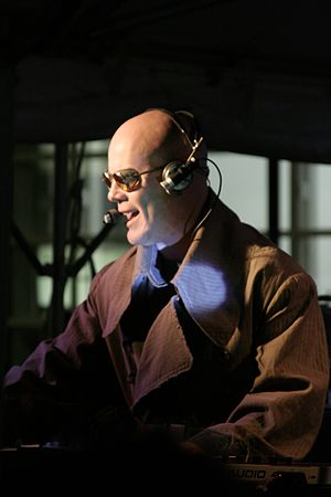 Thomas Dolby, Boulder Colorado 2006