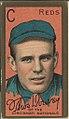 Thomas E. Downey, Cincinnati Reds, baseball card portrait LCCN2008677473.jpg