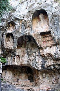 Thousand-Buddha Cliff