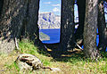 Through the Trees, Crater Lake NP, OR 8-13 (20414011644).jpg