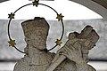 Tibolddaróc, Nepomuki Szent János-szobor 2020 12.jpg