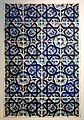 Tilework, Pakistan, Multan, 16th century AD, glazed earthenware - Linden-Museum - Stuttgart, Germany - DSC03892.jpg