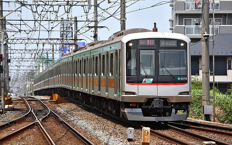 File:Tokyu 5000 series EMU 011.JPG