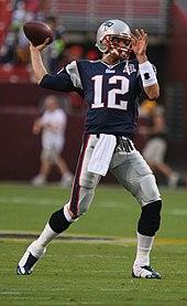 Brady zeigt