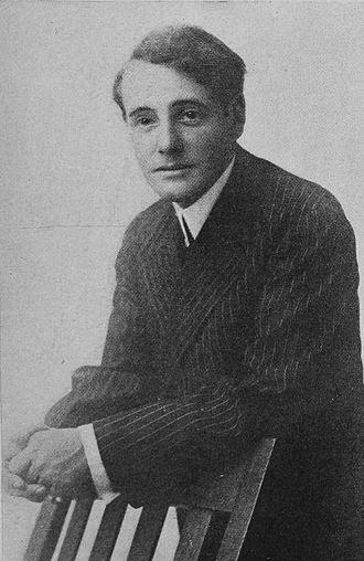 Tom Chatterton - Chatterton in 1914