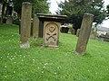 Tomb in the churchyard - geograph.org.uk - 1398154.jpg