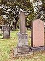 Tomb of Joseph (Joe) Wilson, Jesmond Cemetery, Newcastle upon Tyne.jpg